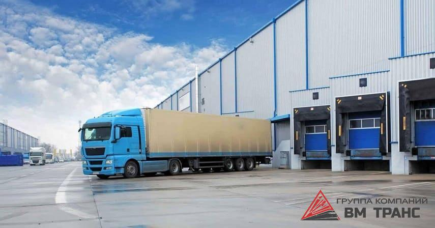 Доставка грузов в торговые сети в Кемерово